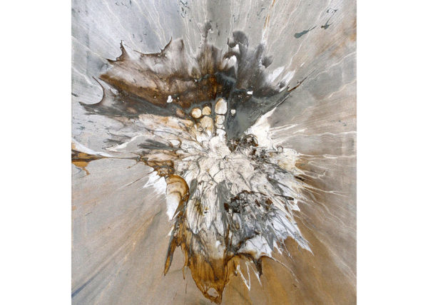 VERSCHMELZUNG / Andreas Streicher / Bomb Art / 2004