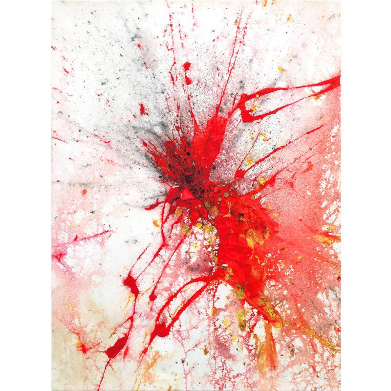 ROSENROT / Andreas Streicher / Bomb Art / 2006