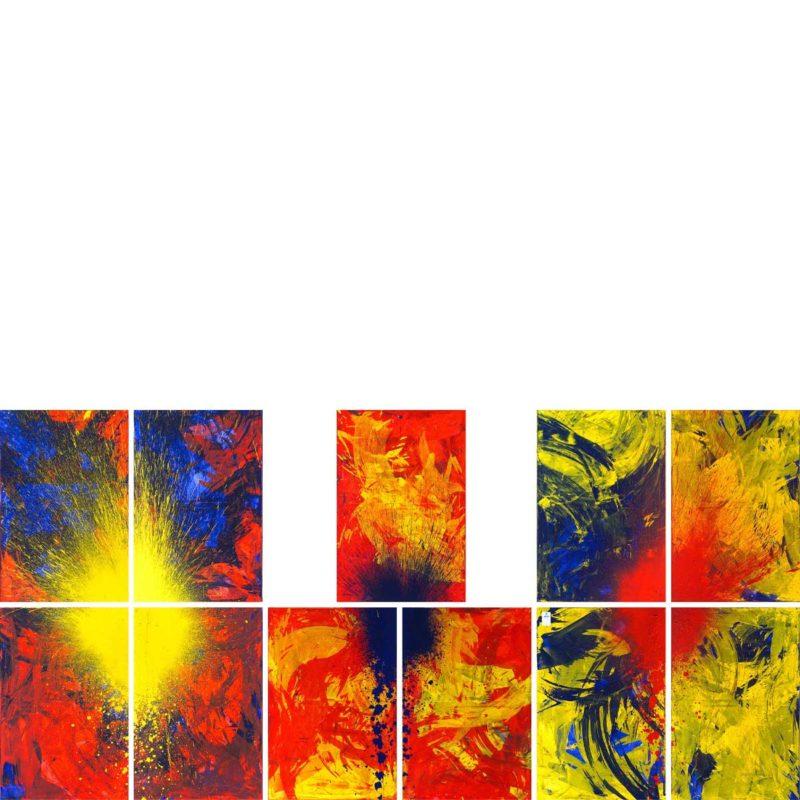 ONE / WTC 2001 / ART 9/11