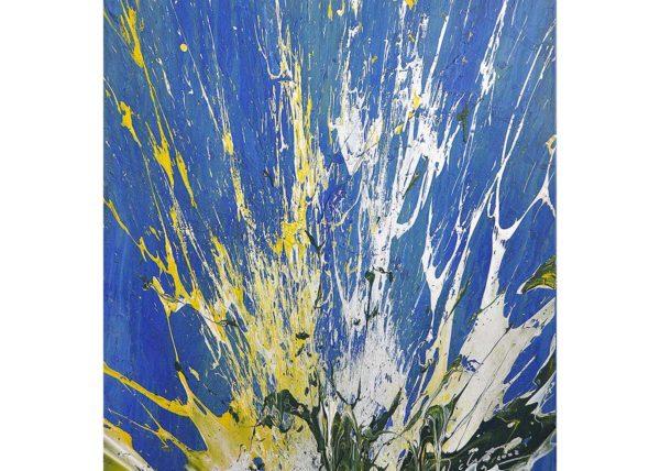 AUFBRUCH / Andreas Streicher / Bomb Art 2002